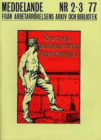 Arbetarhistoria nr 002-003