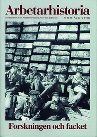 Arbetarhistoria nr 090-091